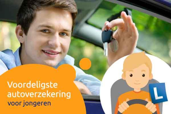 autoverzekering jonge bestuurder
